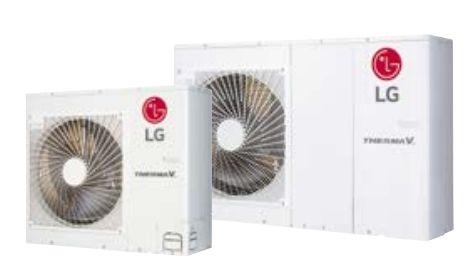 Pompa ciepła LG ThermaV